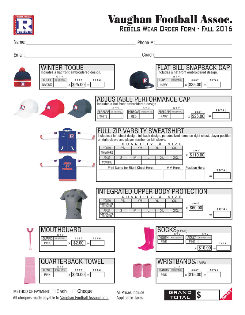 Rebels Wear Order Form Fall2016 Page 2